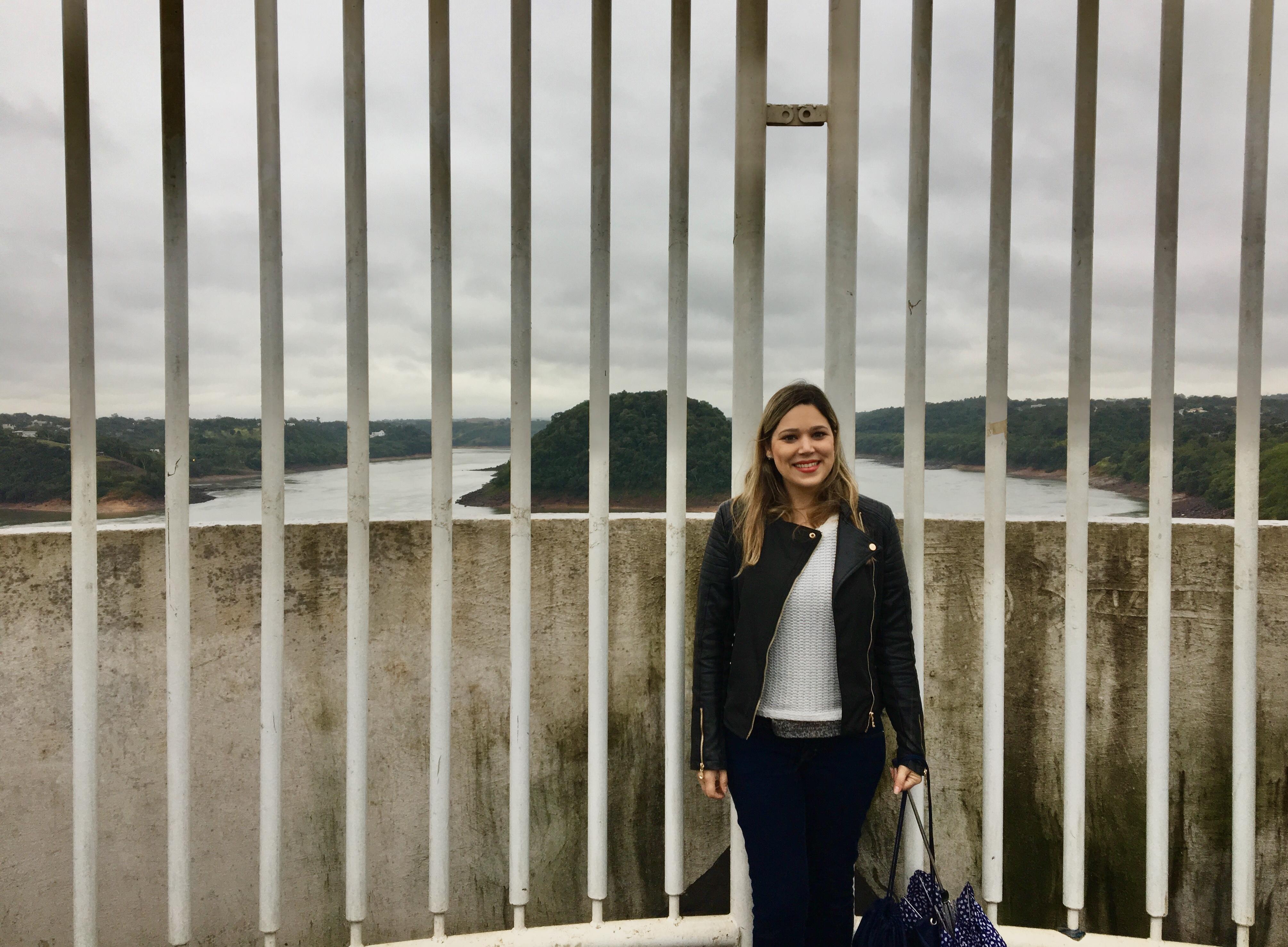 Ponte da Amizade, fronteira entre Brasil e Paraguai