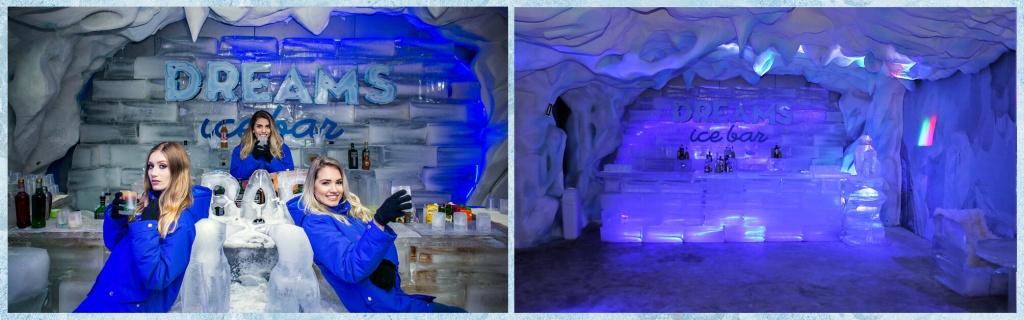 Dreams Ice Bar - um bar de gelo em Foz do Iguaçu