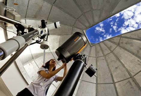 Polo Astronômico em Foz do Iguaçy